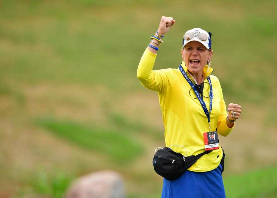 The Solheim Cup - Day Two