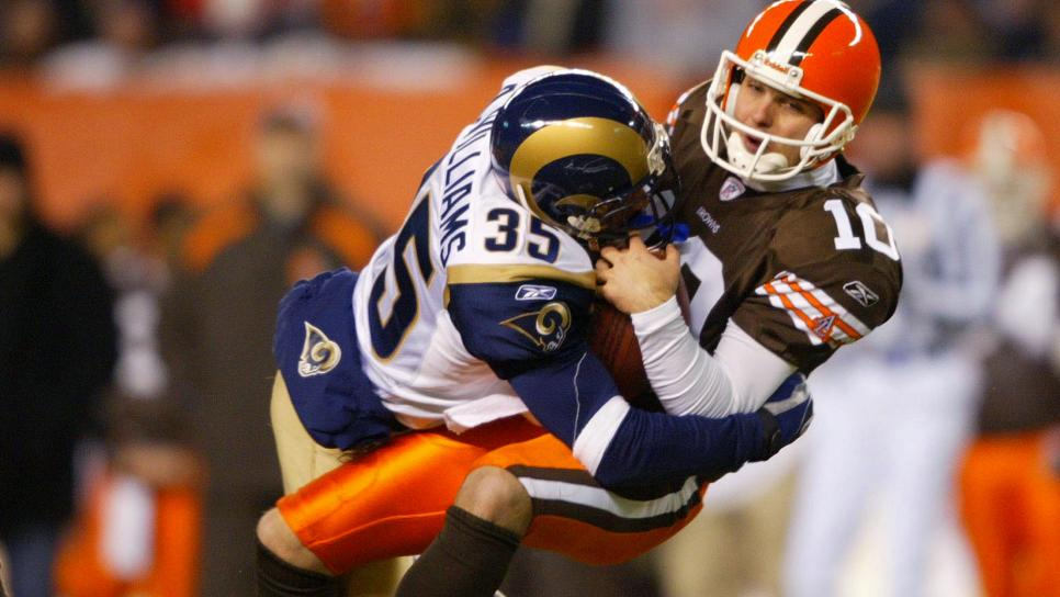 Rams v Browns