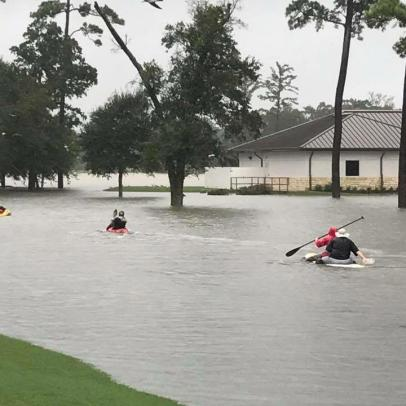 Tour pros with Houston ties worry about Hurricane Harvey's destruction