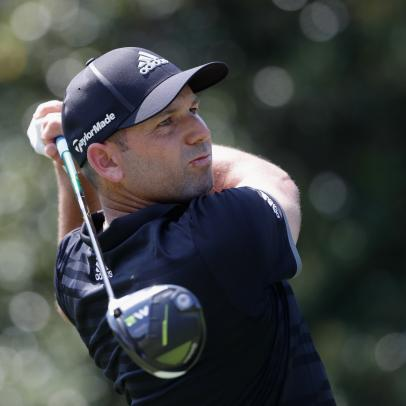 Sergio Garcia pledges Houston donation for hurricane recovery efforts