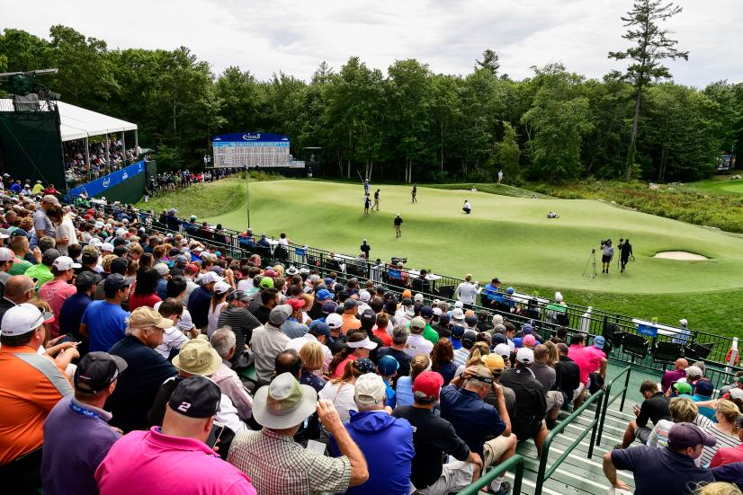 Deutsche Bank Championship - Final Round