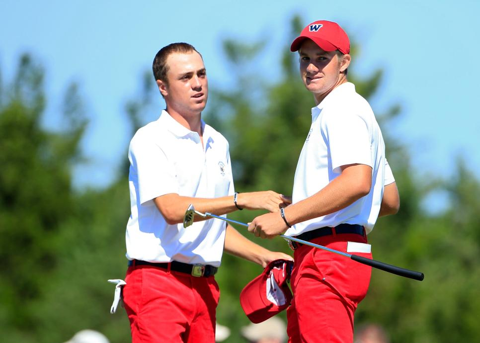 2013 Walker Cup - Day One