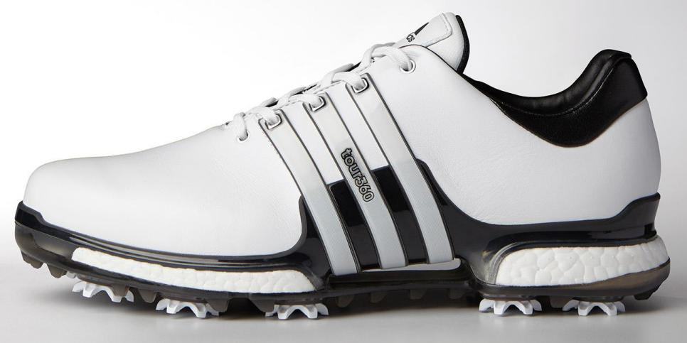 Adidas New Tour360 Golf Shoes Are More Flexible And More Supportive Golf Digest