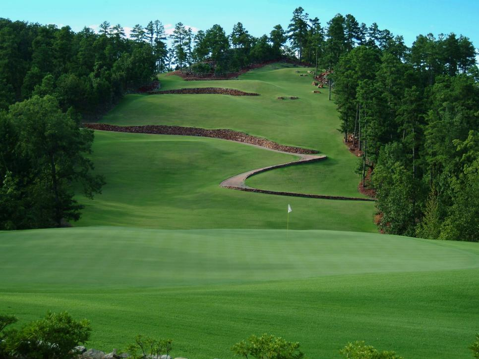 The 20 Most Beautiful Courses In The United States Courses Golf Digest