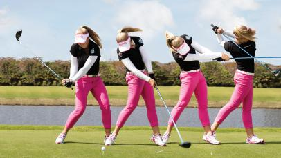 Swing Sequence: Brooke Henderson