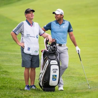 Jason Day replaces longtime caddie Colin Swatton ahead of BMW Championship