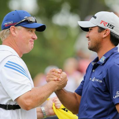 Displaced as Jason Day's caddie, Colin Swatton remains squarely behind his student and friend