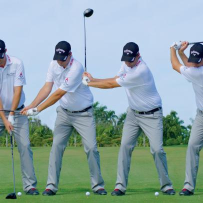 Swing Sequence: Marc Leishman