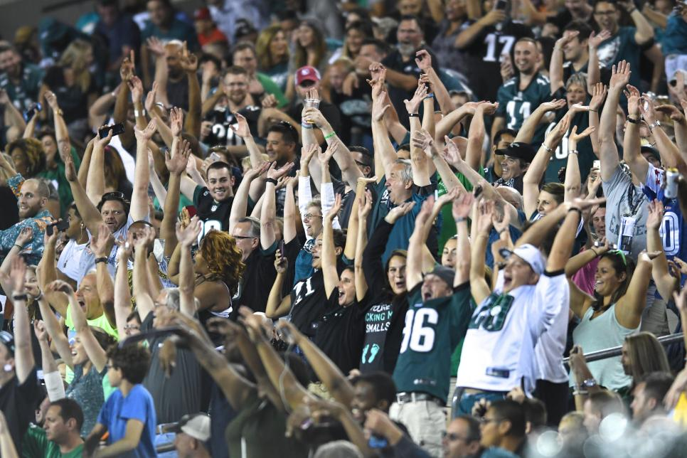 NFL: AUG 24 Preseason - Dolphins at Eagles