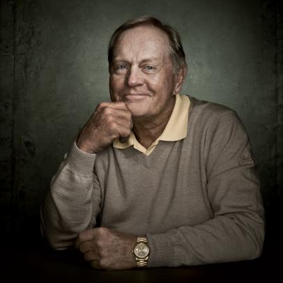Jack Nicklaus: Shots I Can't Explain