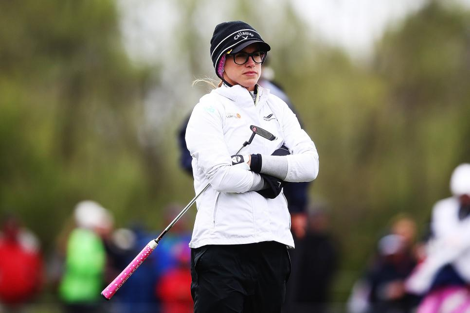 MCKAYSON New Zealand Women's Open - Day 4