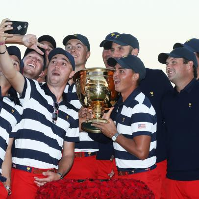 Presidents Cup 2017: The future of American team golf is young, fearless and just damn good