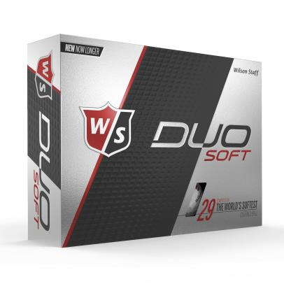 Wilson Duo Soft makes new distance and accuracy case for low-compression golf balls