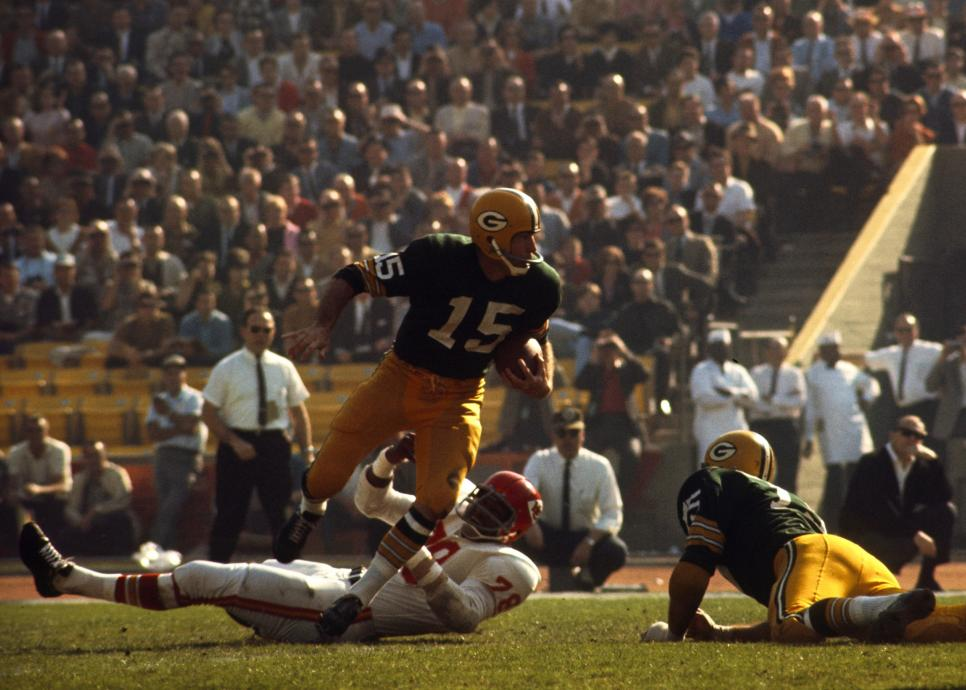 Super Bowl I - Kansas City Chiefs vs Green Bay Packers - January 15, 1967