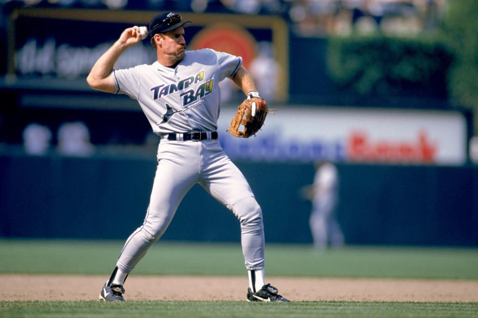 Wade Boggs Devil Rays