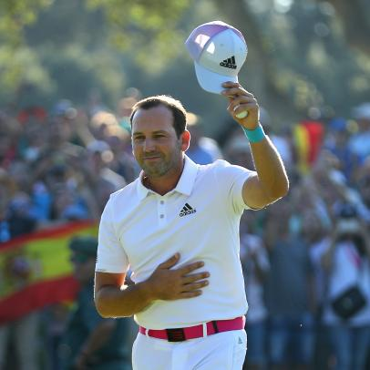 Sergio Garcia calls for peace amidst rising tensions in Spain