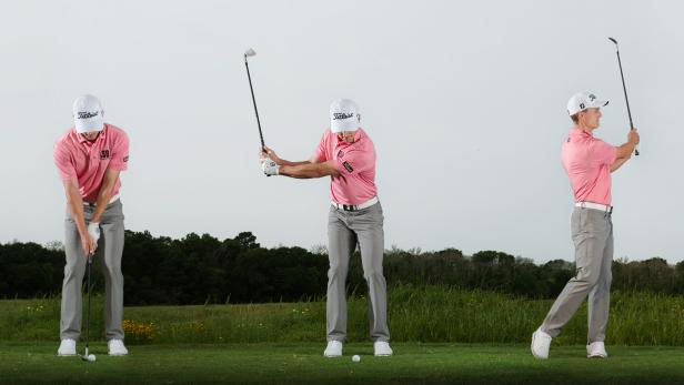 Tour Technique: Master The Half-Wedge | Instruction | Golf Digest