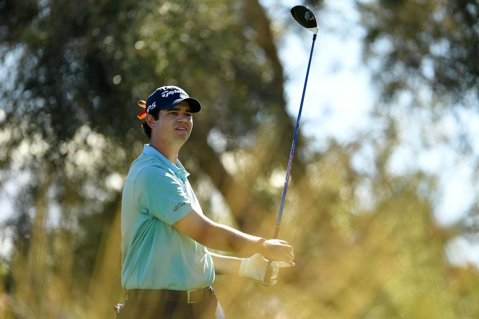 Shriners Hospitals For Children Open - Round Three