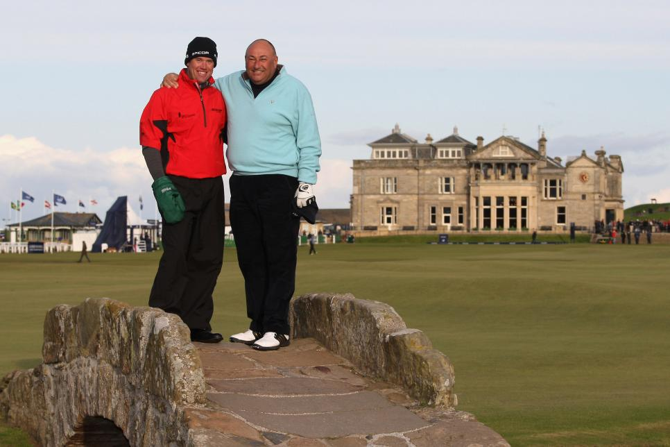 lee-westwood-chubby-chandler-st.andrews-swilken-bridge.jpg
