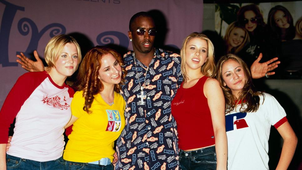 Sean Puffy Combs and women