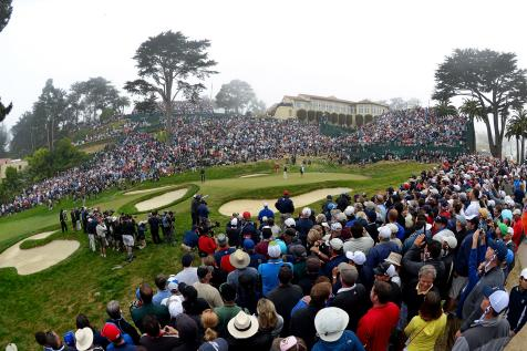 The Olympic Club's 'major' moment