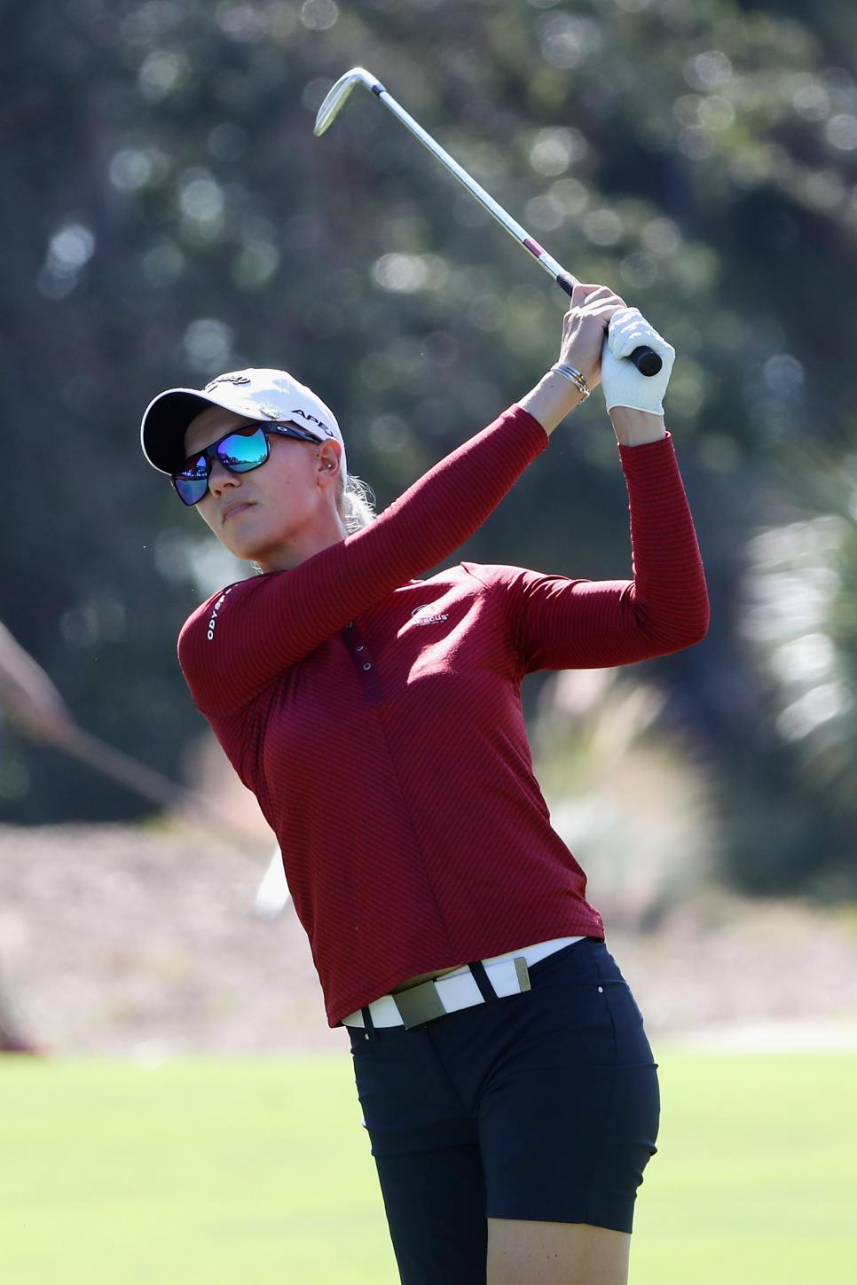 madelene_sagstrom_CME Group Tour Championship - Round Two