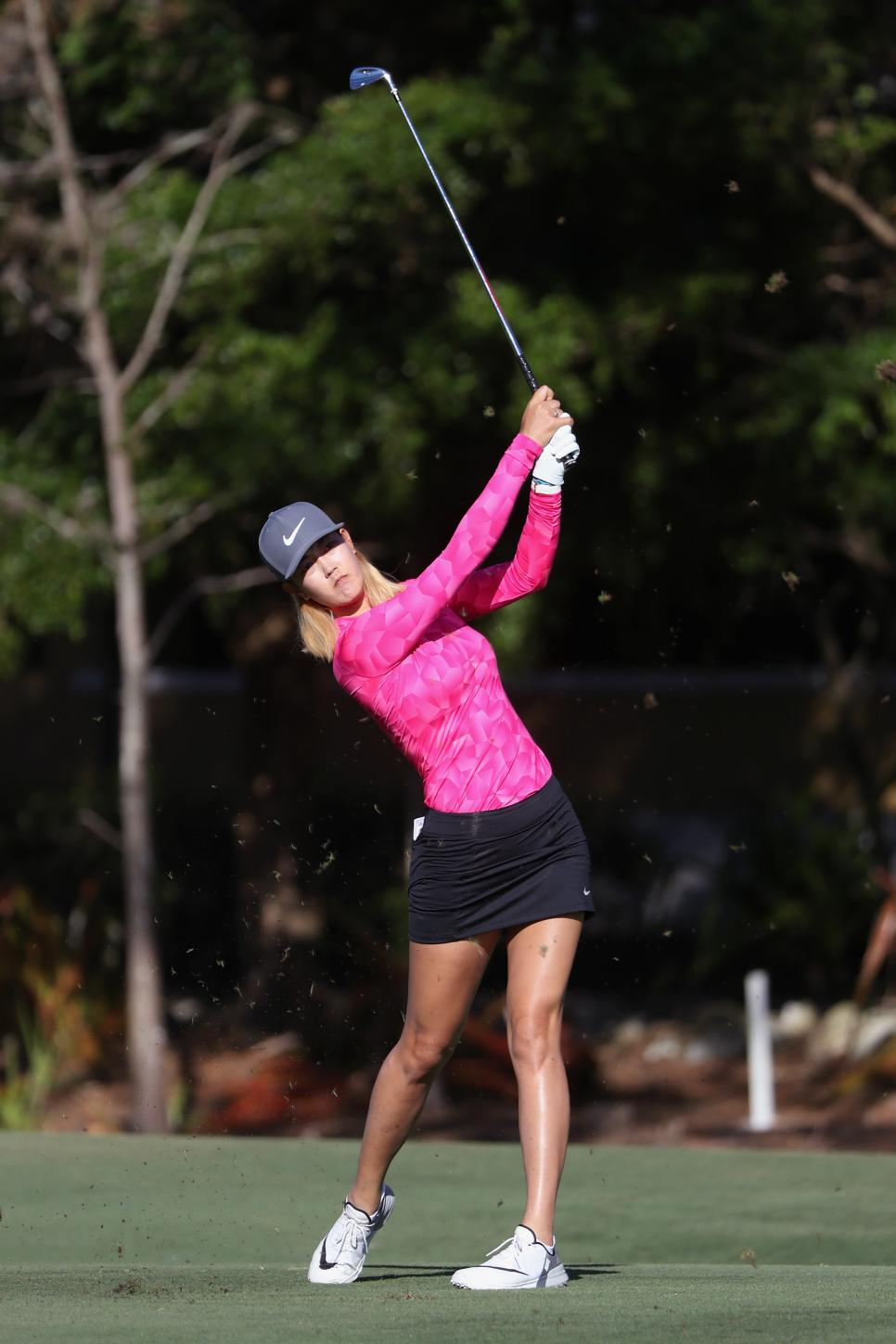 michelle_wie_CME Group Tour Championship - Round Three