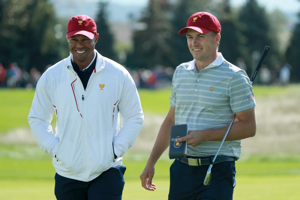 Presidents Cup - Round Three