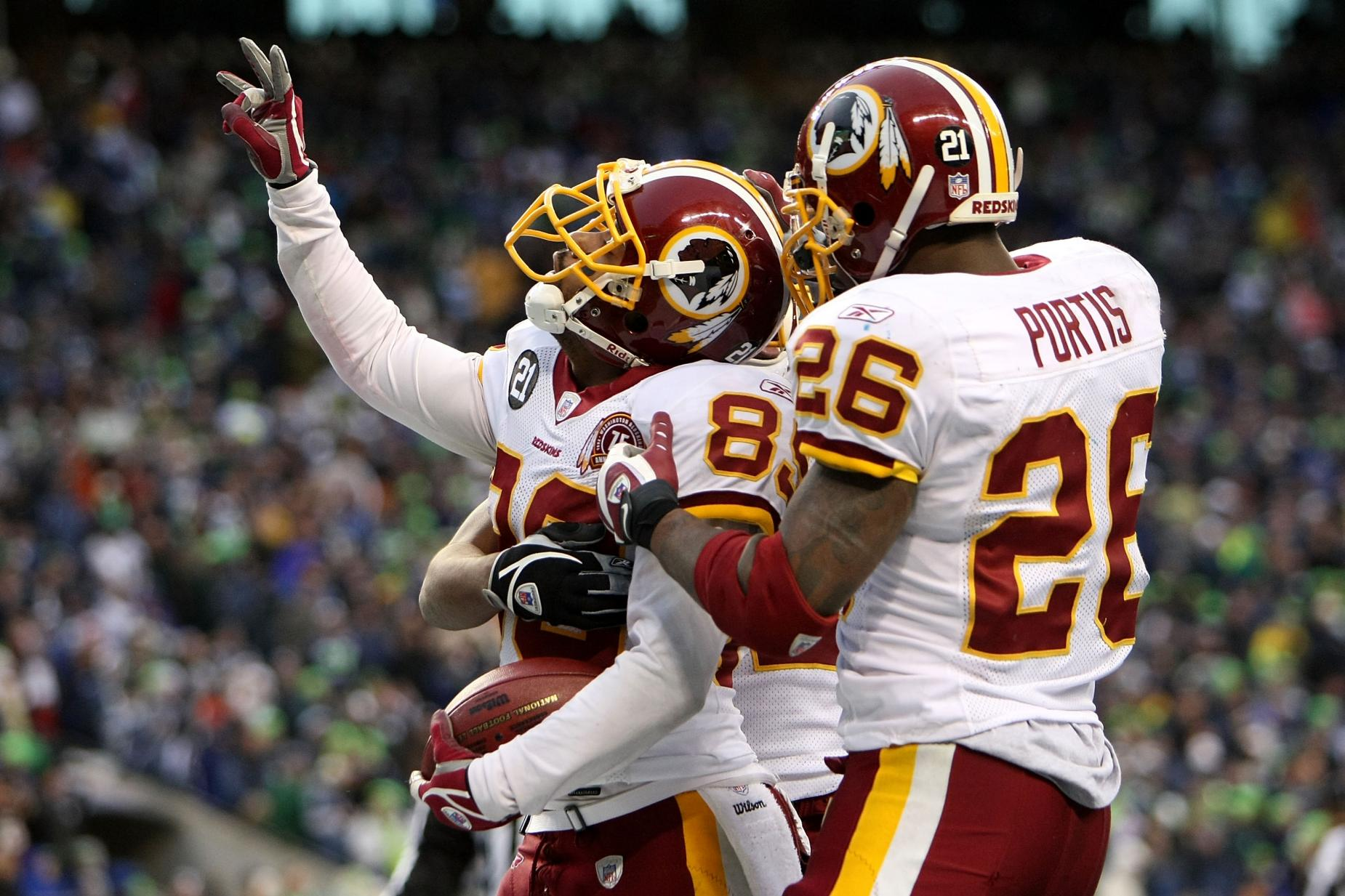 Wild Card Game: Washington Redskins v Seattle Seahawks