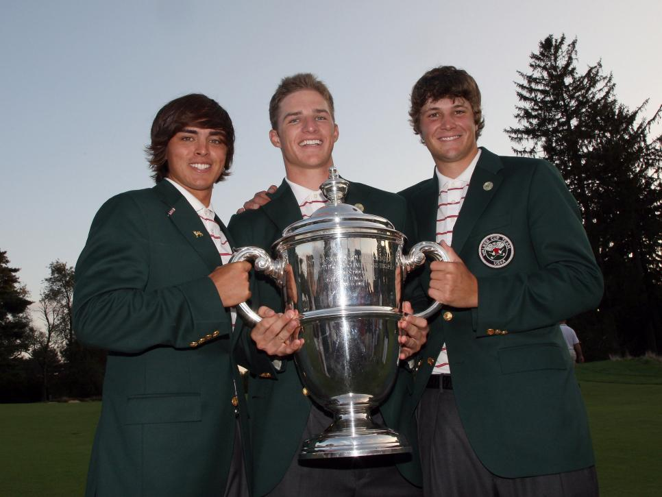 Walker Cup - Day Two