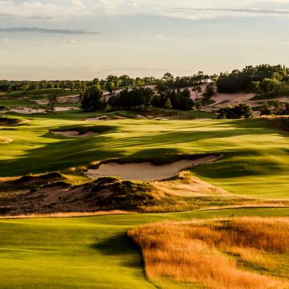 Golf Digest's Best New Course of 2017: Sand Valley