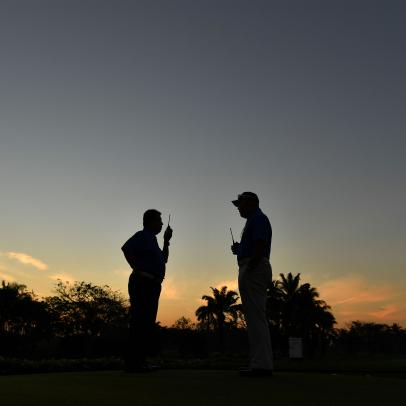 The curious life of a PGA Tour rules official