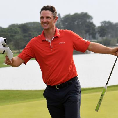 The unexpected stat fueling Justin Rose's eye-catching good form