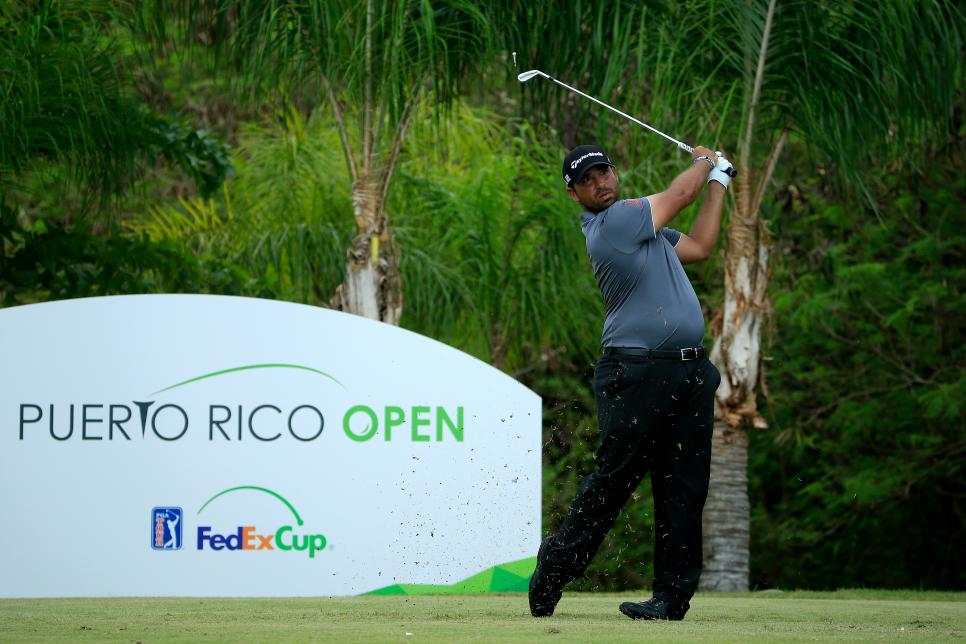 Puerto Rico Open - Round Two