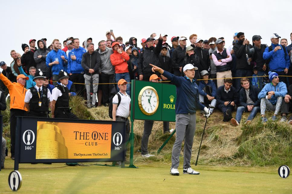 146th Open Championship - Day Four