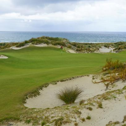 Exploring Tara Iti, a golf oasis on the other side of the world