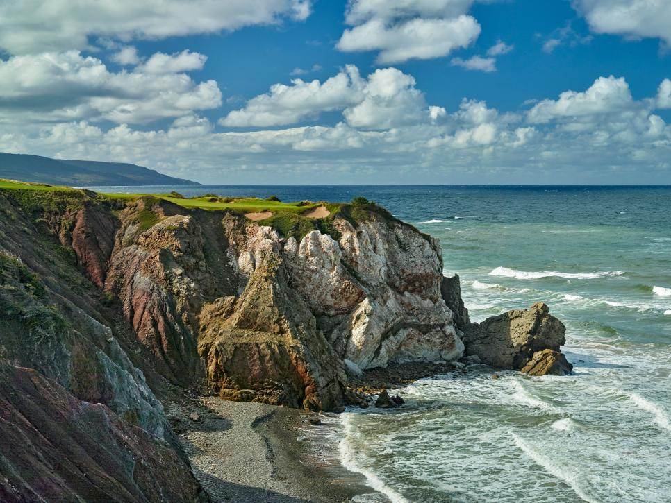 Cabot Cliffs Golf Course #16