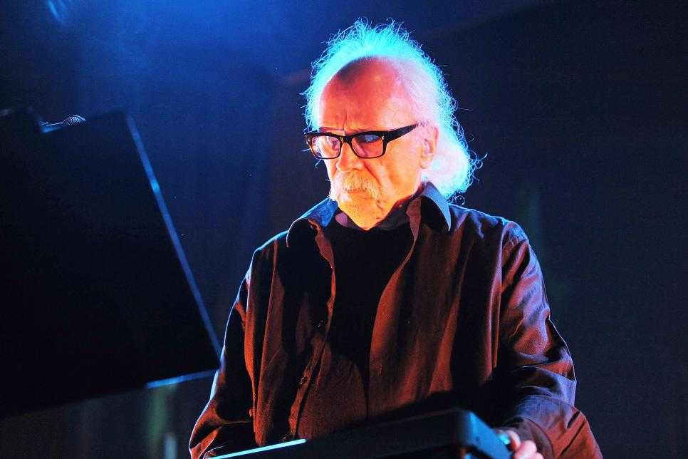 John Carpenter Performs 'Release The Bats' Halloween Show At The Troxy