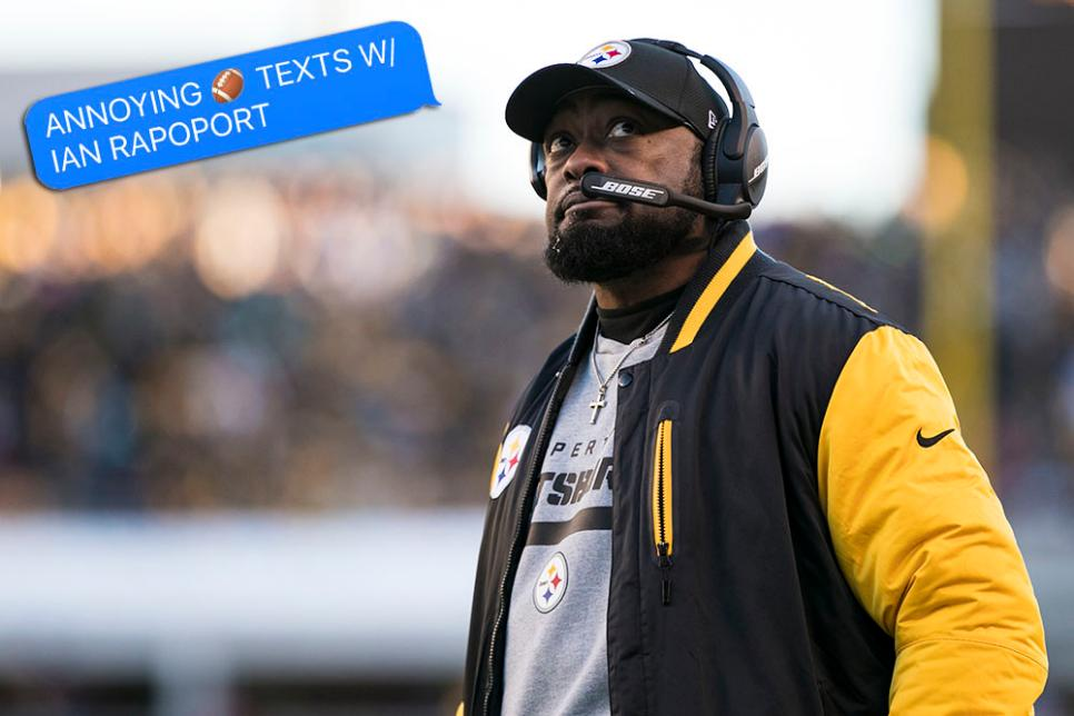 NFL: JAN 14 AFC Divisional Playoff  Jaguars at Steelers