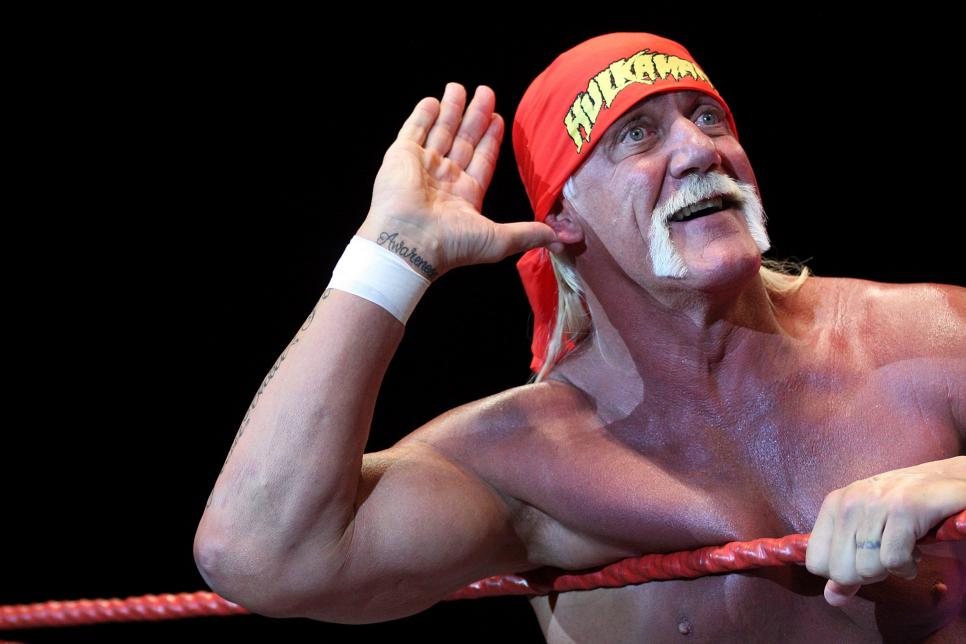 Hulk Hogan's Hulkamania Tour Hits Perth