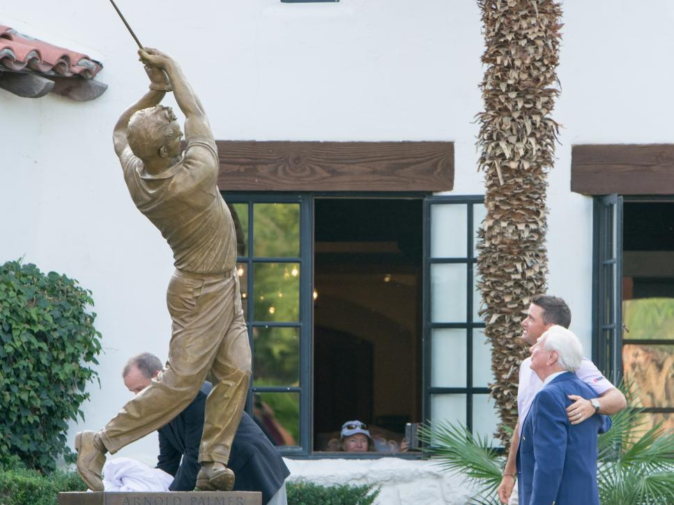 Arnold Palmer statue Tradition GC Saunders Meachem.jpg