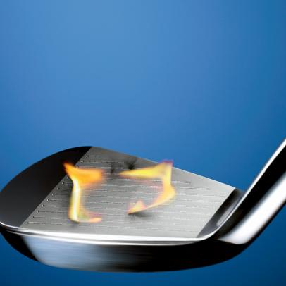 Golf equipment truths: Iron faces are nearly as fast as a driver's. Here's why