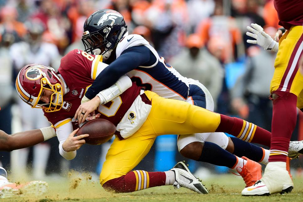 Denver Broncos v Washington Redskins