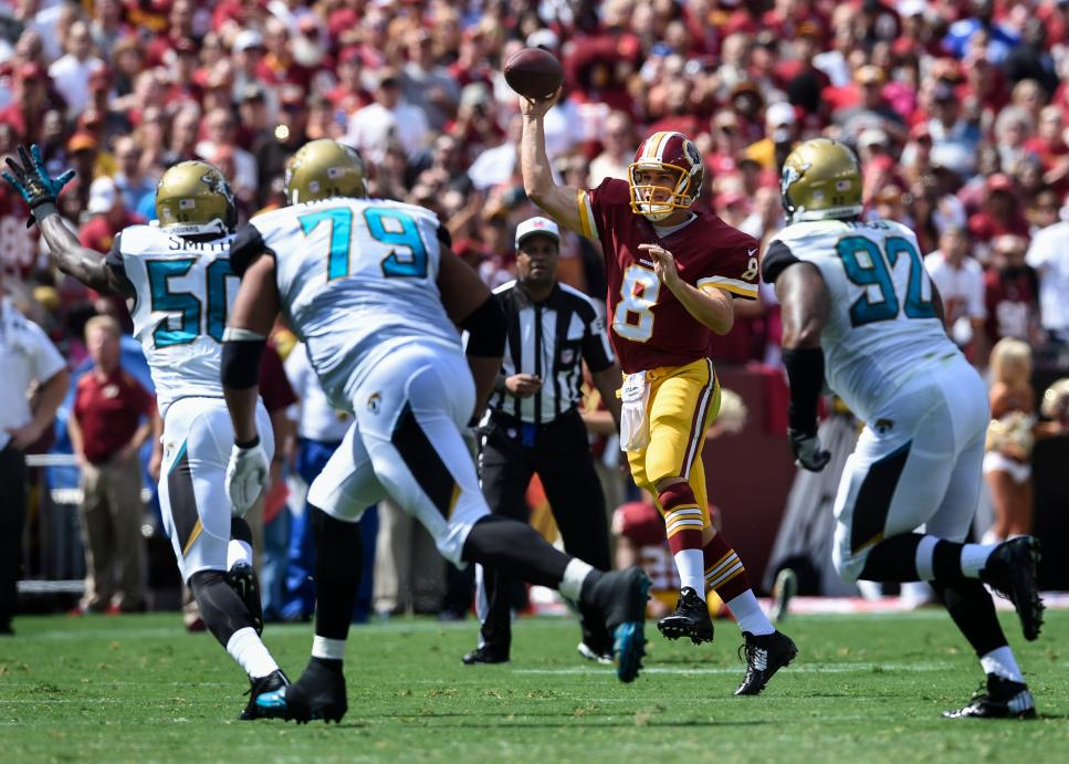 NFL Washington Redskins vs Jacksonville Jaguars