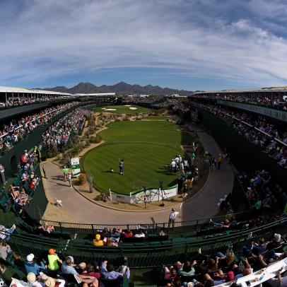 Phoenix Open moving forward with plans for fans and smaller 'stadium' on 16th hole