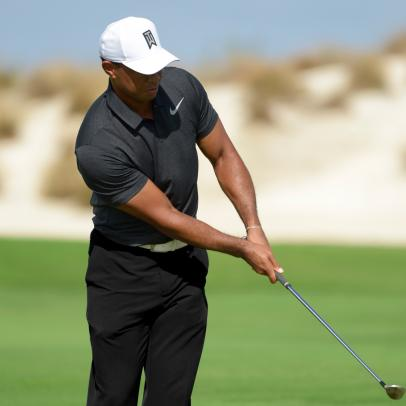 Does Tiger Still Have The Yips?