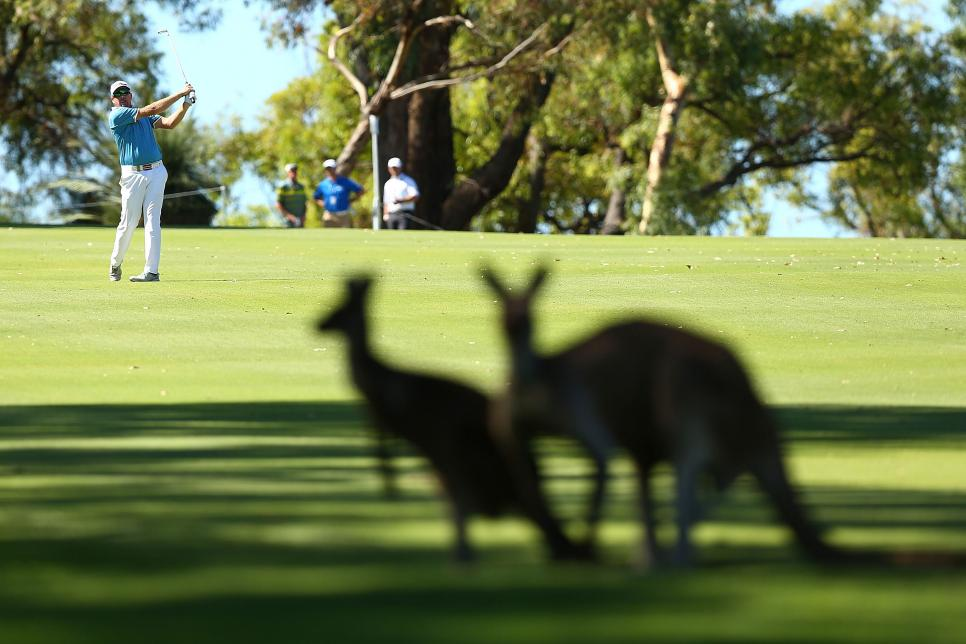 ISPS HANDA World Super 6 Perth - Round Three