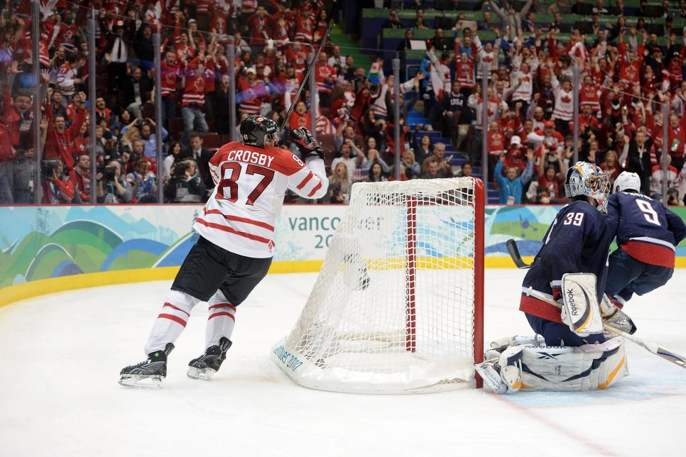Ice Hockey - Men's Gold Medal Game - Day 17