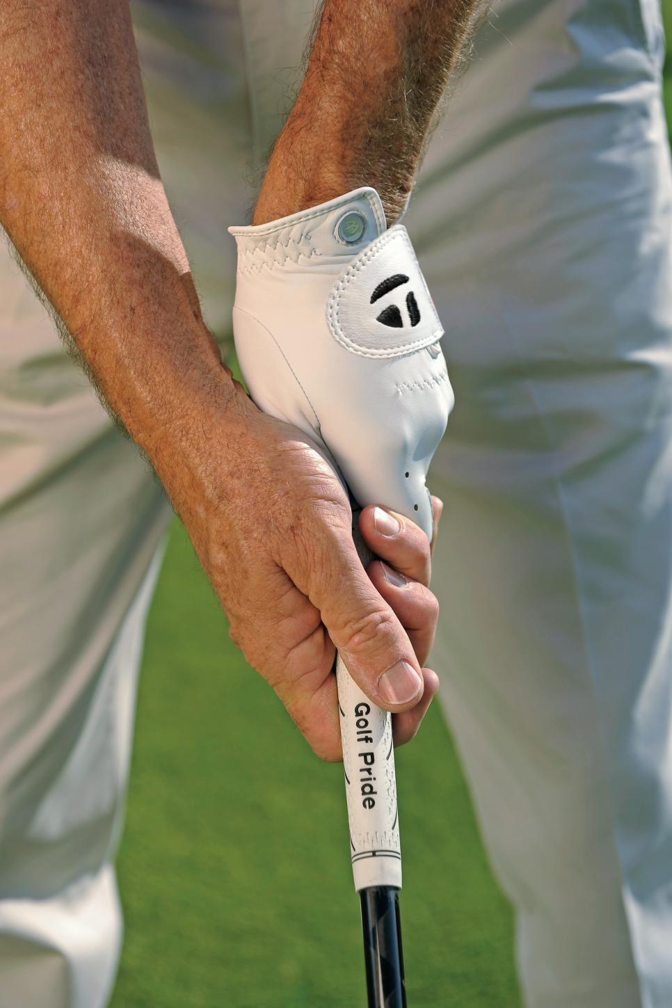 Hank Haney grip