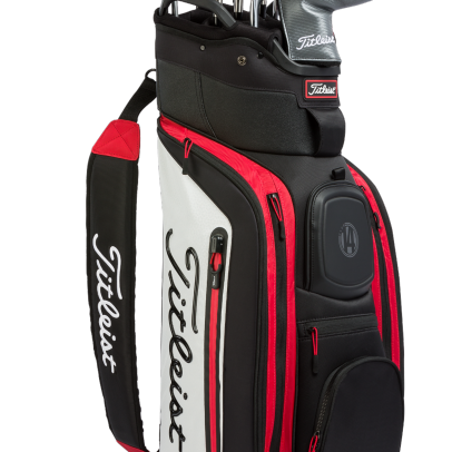Titleist unveils its latest in cart bags
